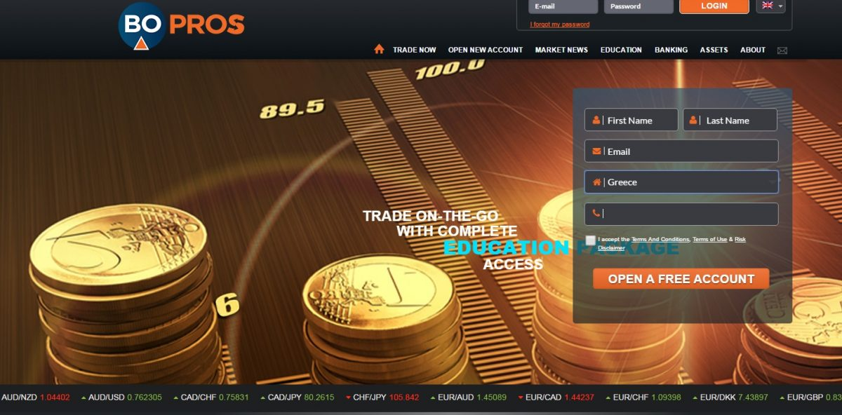 Safe Binary Options Trading With Trusted Brokers