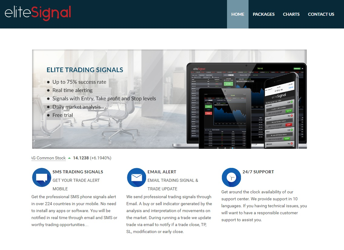 My Personal Trading Experience – Elite Trading Signals With Elite Signal