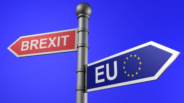 Impact of Brexit on Firms for Binary Options