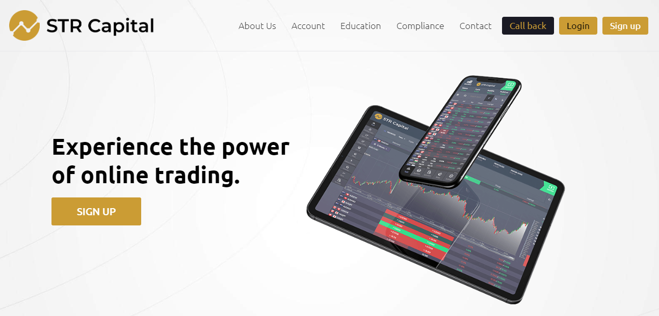 Trading Is Not Such a Big Deal When You Are Trading With STR Capital – Here Is Why