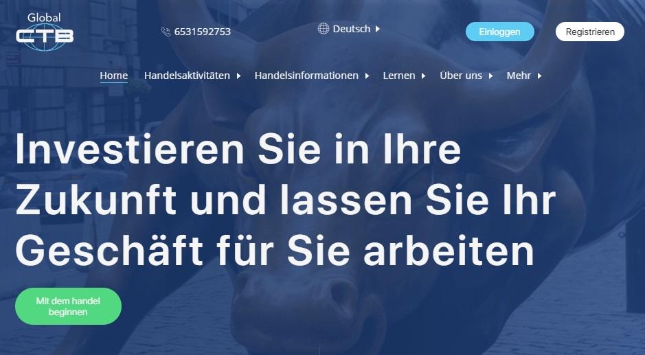 GlobalCTB Review – Was Händler Erwarten Können