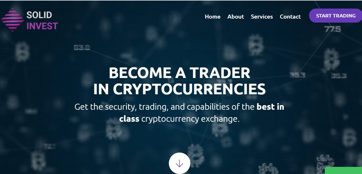 Solid Invest Review, Erfahrung