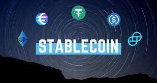 Stablecoins szalał w czasie, gdy Bitcoin ostatnio gwałtownie ruszył