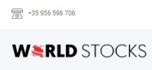 WorldStocks logo