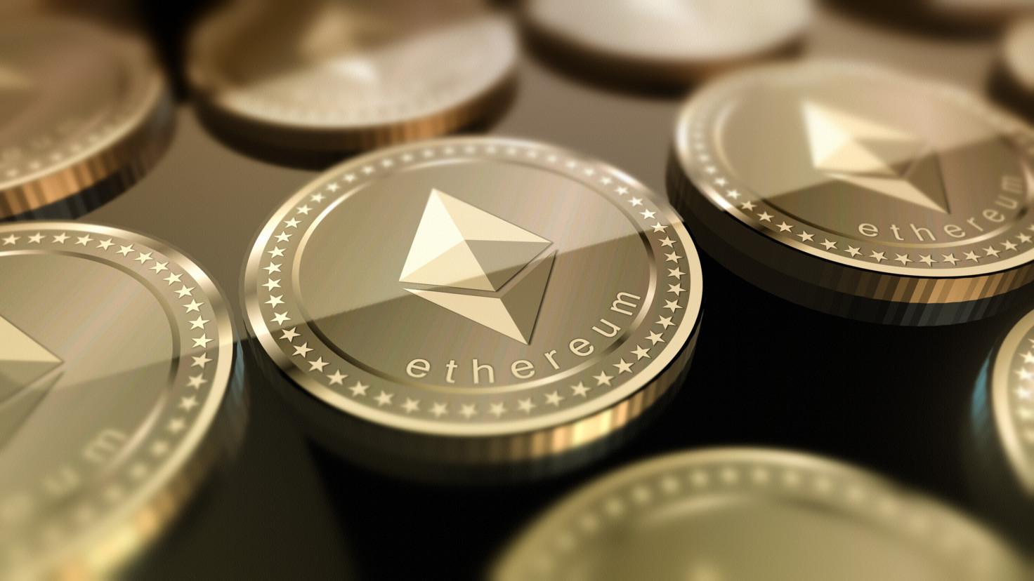 Ether, druga co do wielkości kryptowaluta na świecie, osiąga rekordowy poziom powyżej 1 700 dolarów