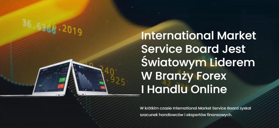 Recenzja International Market Service Board – Czy to właściwy wybór?