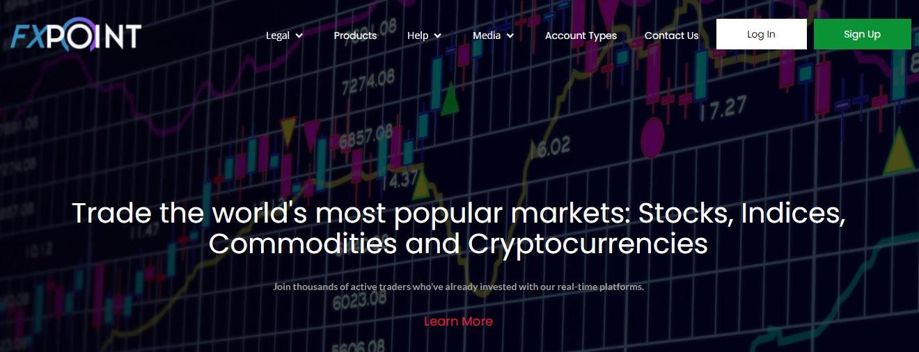 FXPoint website