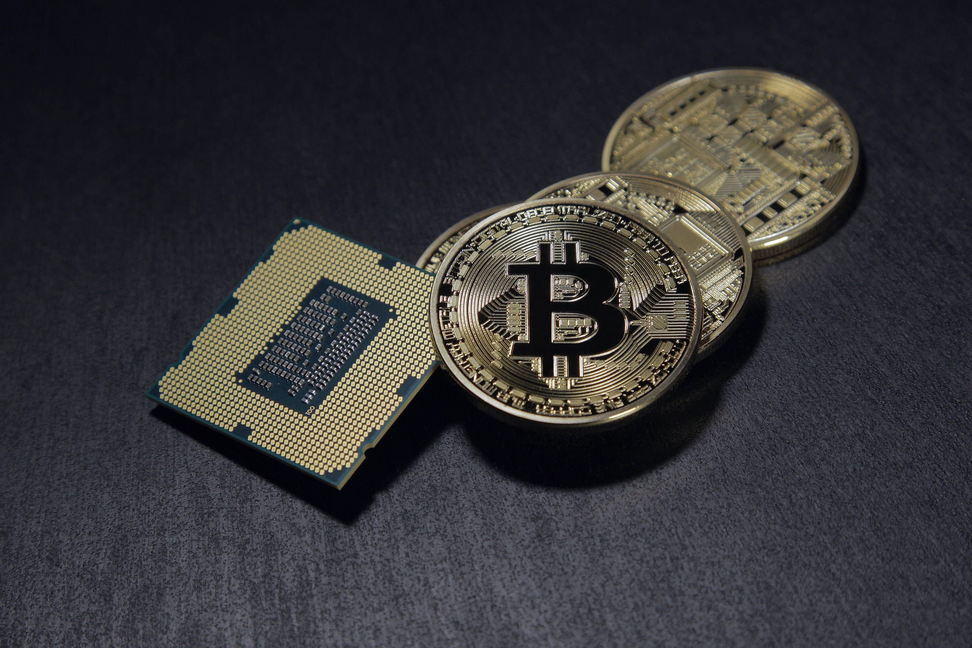 Intel Processor Manufacturer Invests in Crypto Assets via Coinbase Shares