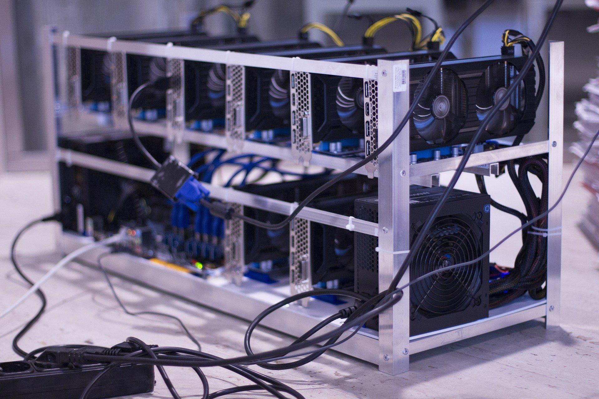 Petroleum Company Partners with Crypto Mining Operator to Set Up One Million Crypto Machines