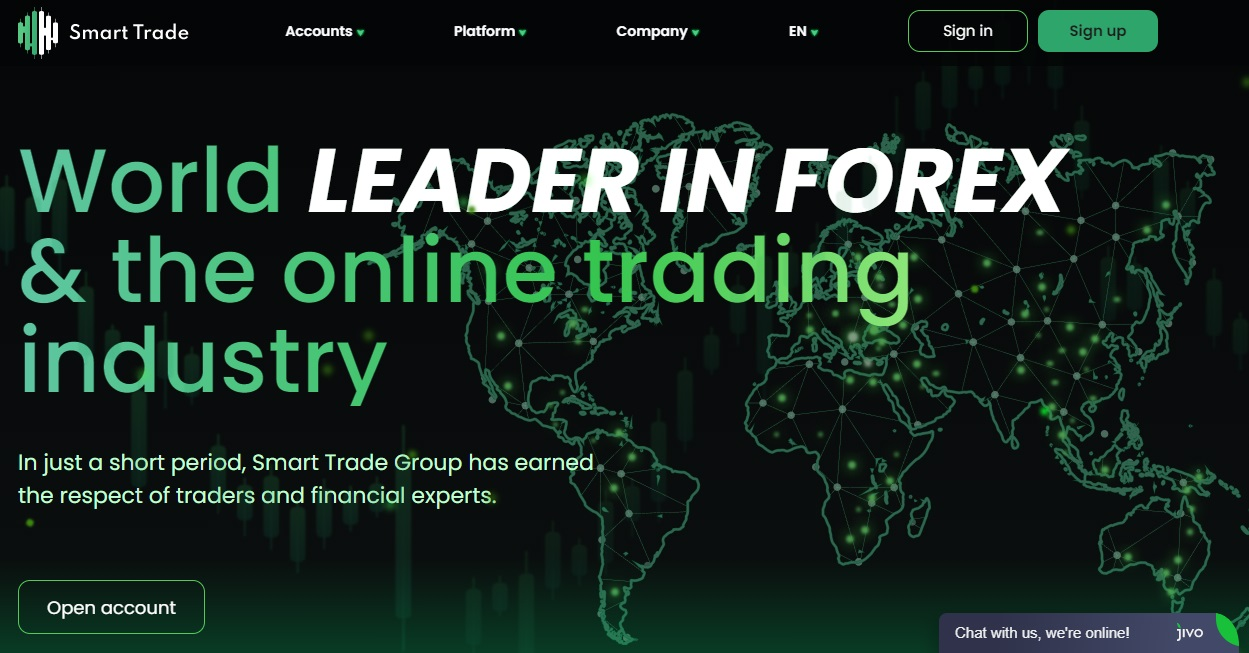 Smart Trade Group Review – Is Smart Trade Group Scam or Legit?
